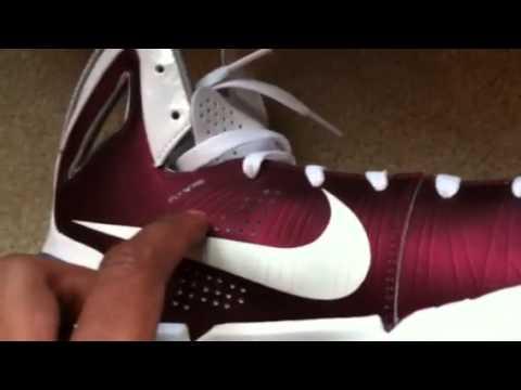 b0e2546b2cbf Nike Hyperdunk 2010 Kobe V Comparison - YouTube