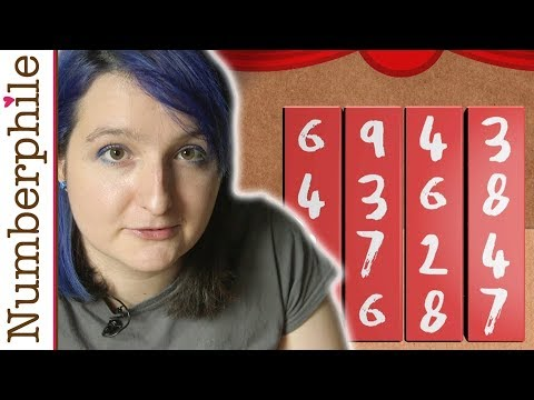 Number Sticks - Numberphile