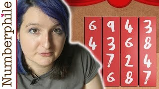 Number Sticks - Numberphile