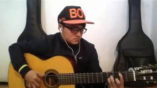 Lại gần hôn anh ( tone Bằng Kiều ) - guitar cover Hiệu Totoro