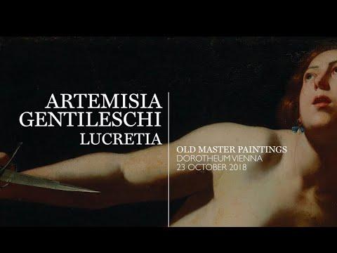Artemisia Gentileschi | Old Master Paintings | October 23, 2018