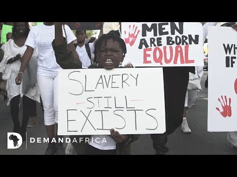 March Against Slavery Los Angeles | Demand Africa