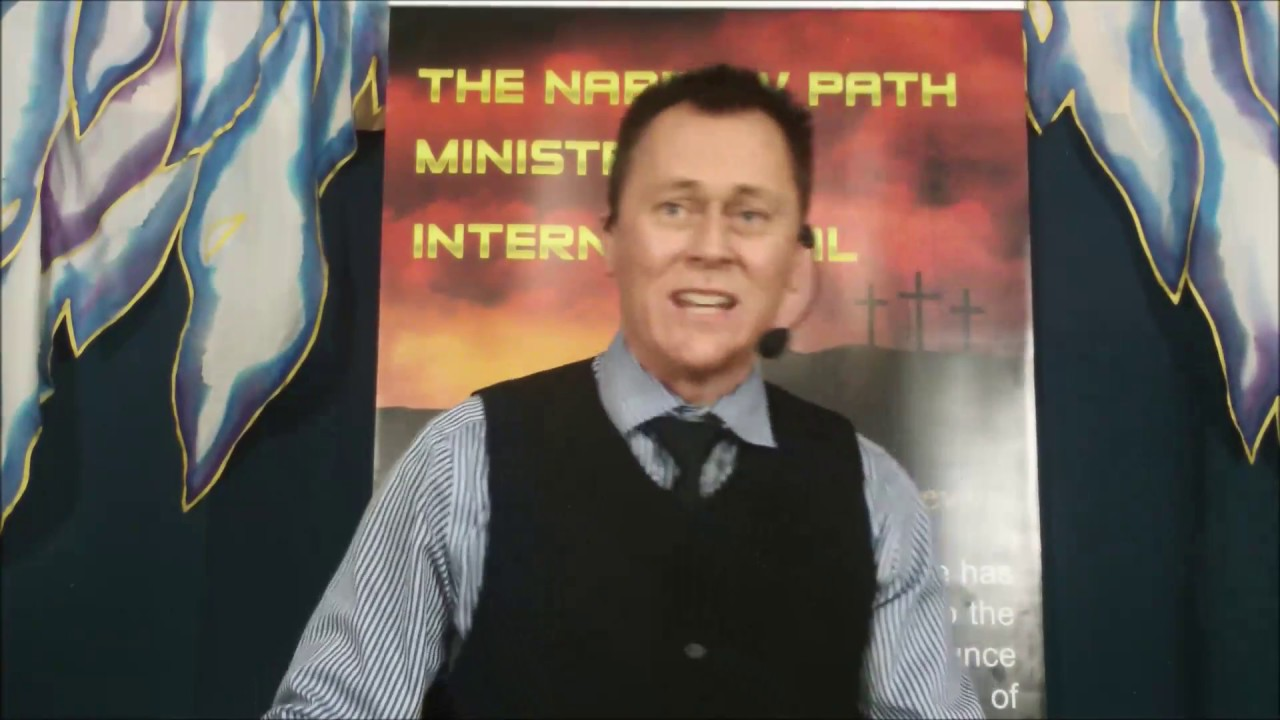 TEARING DOWN THE STRONGHOLDS - REV ROBERT CLANCY - YouTube