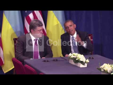 OBAMA:UKRAINE-'THEY CAN SUCCEED'