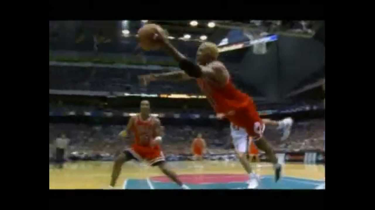 NBA Hustle Collection '80-'90 (Larry Bird Michael Jordan John Starks Dennis Rodman Dave Cowens)