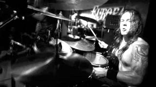 Goatwhore - Forever Consumed Oblivion - Zack Simmons - Isolated Drums