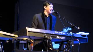 El Debarge: Love Me In Your Special Way at the Jazz Legacy 2015 Gala