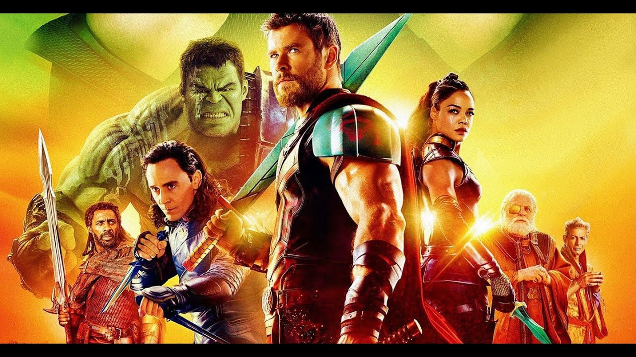 Thor Ragnarok Official Trailer | Full HD