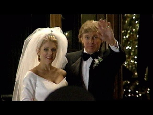 What Happened to Donald Trumps Second Wife Marla Maples?