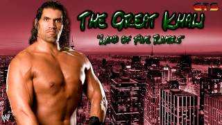 "2008: The Great Khali - WWE Theme Song - ""Land of Five Rivers"" [Download] [HD]"