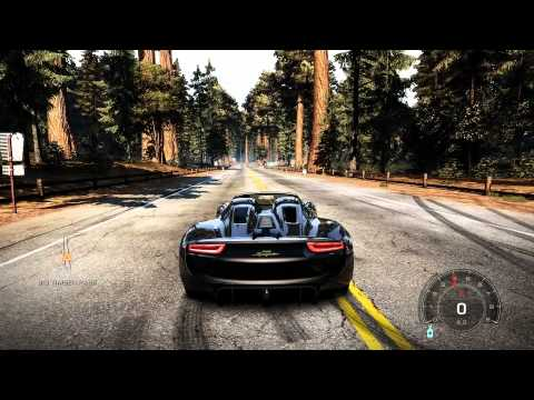 nfs hot pursuit porsche 918 spyder youtube. Black Bedroom Furniture Sets. Home Design Ideas
