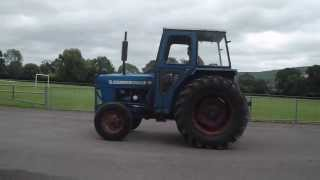 Ford 4100 Tractor 2WD
