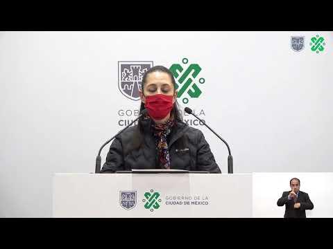 Videoconferencia de prensa 11/01/2021
