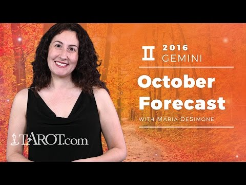Gemini Monthly Horoscope: October 2016
