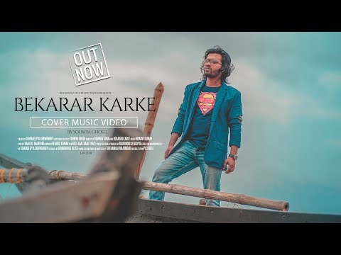 Bekarar Karke (Cover) | Bees saal baad | 1962 songs | Soumya Ghosh | Rockrulz Studio | HD | 2017