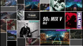90s mix song pack v – rocksmith 2014 edition remastered dlc