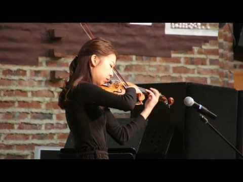 나의 찬미 - 바이올린연주자 황정원(Julia Hwang)