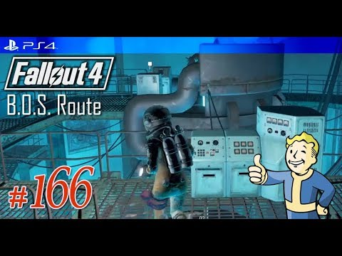 Fallout 4 +Mod # 166 【B.O.S. Route】 Spoils of War 【PS4】