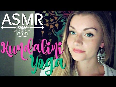 ॐ ASMR Kundalini Yoga | Mantras | Breathing Techniques ॐ