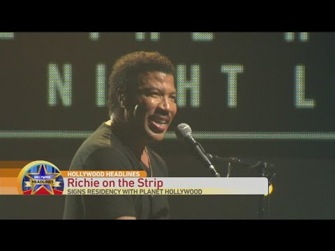 Hollywood Headlines: Richie on the Strip