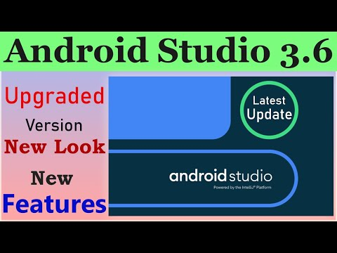 How To Use Android Studio 3.6 Version | Android Studio 3.6 New Features