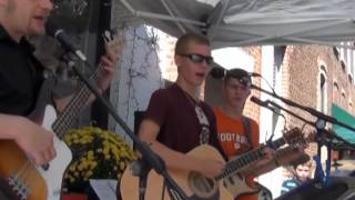 Three Wooden Crosses (randy Travis Cover) Munson Music- Oktoberfest 2012