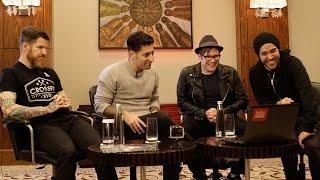 Fall Out Boy— скоро в«Видеосалоне»! (Лайк, если ждешь!)