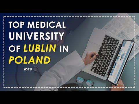 Medical University Of Lublin | Best MBBS University In Poland