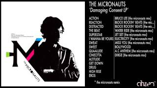 The Micronauts - The Beat