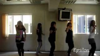 epsilon cover nu abo f x full dance practice
