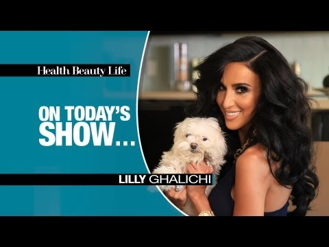 Shahs of Sunset's Lilly Ghalichi | Healthy Cooking w/ Freshology