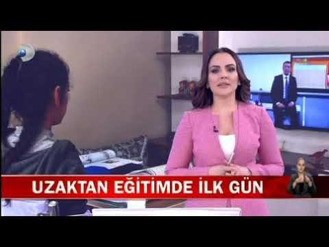 Arev Okulları Kanal D Ana Haber Bülteni