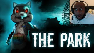 I HATE SCARY GAMES! - The Park #1