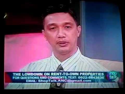 Jovi Tupaz Mr. PinoyBroker on ANC's Shop Talk