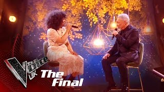 Ruti Olajugbagbe and Tom Jones Perform 'What A Wonderful World': The Final | The Voice UK 2018 Video