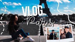 VLOG: Что нам предлагали на улицах ПАРИЖА?