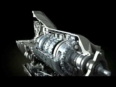 ZF Automatic 8 speed  YouTube