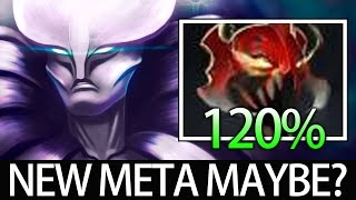 Madness Spectre New META 7.03 maybe? 120% Speed Buffed Gameplay by FEAR dota