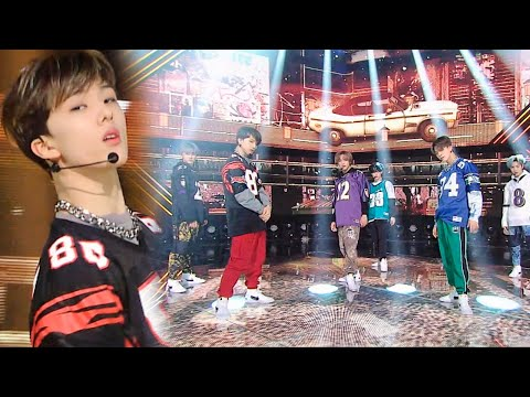 NCT DREAM - Quiet Down + Ridin [SBS Inkigayo Ep 1046]