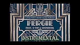 Fergie A Little Party Never Killed Nobody Instrumental Karaoke With Lyrics In Description