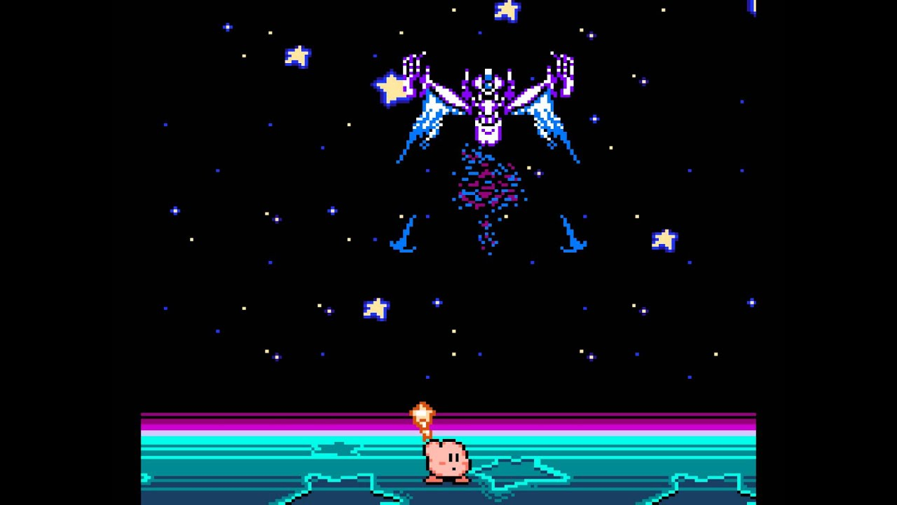 Image result for kirby's dreamland nightmare nes