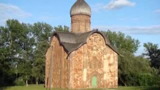 видео Архитектура Древнего Новгорода, Киева, Владимира