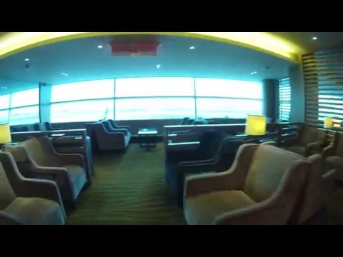 Plaza Premium Lounge @ Toronto Pearson International Airport (YYZ)