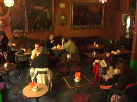Caffe Reggio New York City - 119 Macdougal st - Original Cappuccino - Since 1927