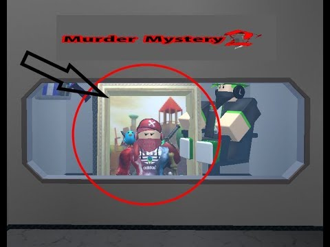 Murder Mystery 2 How To Get Into The Secret Room Youtube