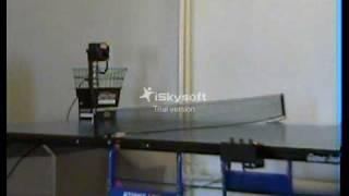 VTS_1.avi  Donic Robo-pong 1040