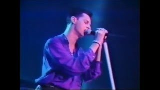 Depeche Mode - Everything Counts - 1986 london
