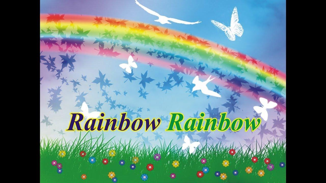 Rainbow Poems 7