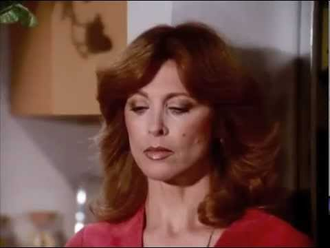 "Tina Louise as Julie Gray on ""Dallas"""