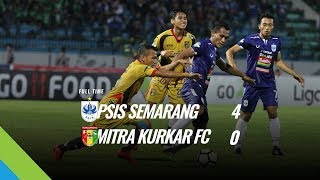 Download Video [Pekan 11] Cuplikan Pertandingan PSIS Semarang vs Mitra Kukar FC , 28 Mei 2018 MP3 3GP MP4